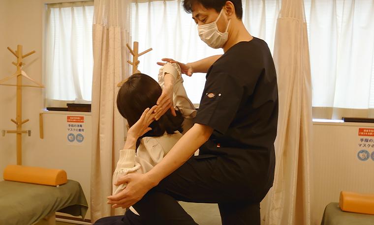Bodytherapy&ボディセラピー浜松町整骨院:院内写真4