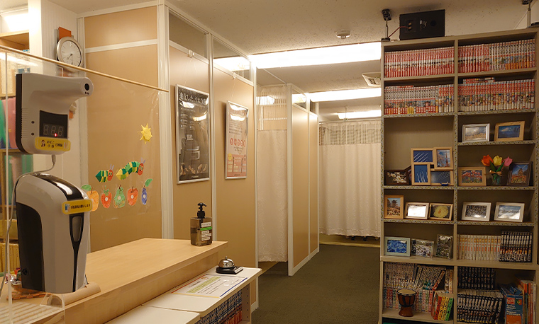 Bodytherapy&ボディセラピー浜松町整骨院:院内写真6
